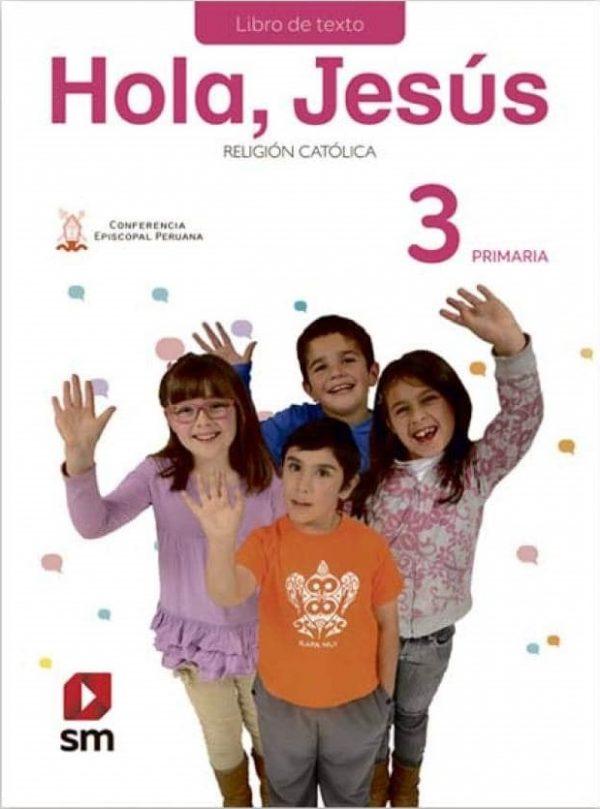 Religion-Primaria-3-Hola-Jesus